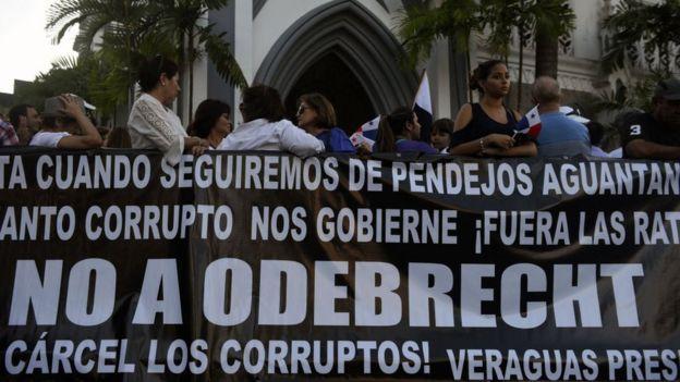 Brazil's Odebrecht corruption scandal explained - BBC News