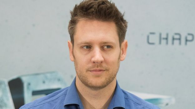 Anthem: Conviction director Neill Blomkamp says games and