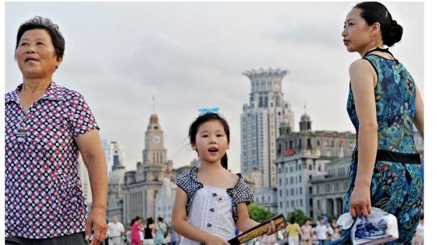 上海外灘遊客