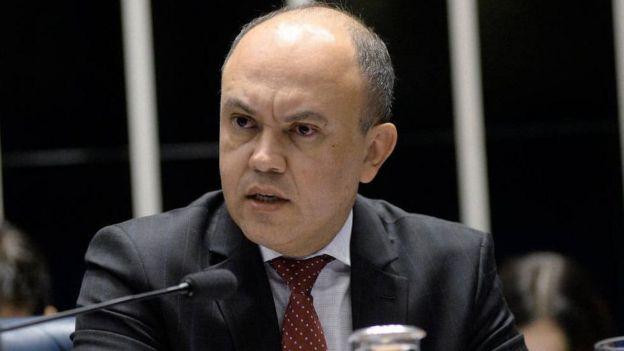 Edvandir Felix de Paiva no Senado