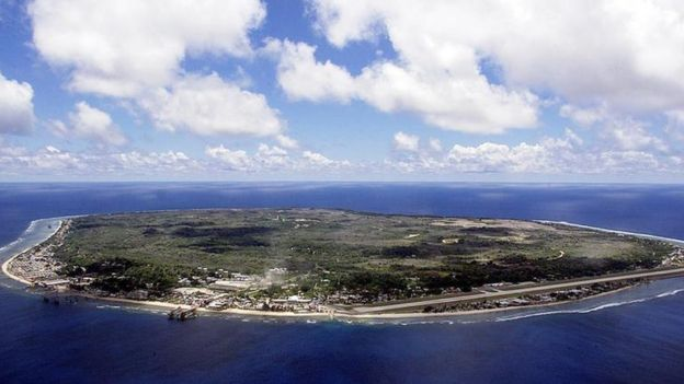 Nauru has the smallest population of any Commonwealth country
