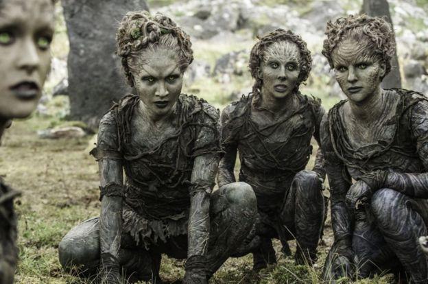 Personajes de Games of Thrones