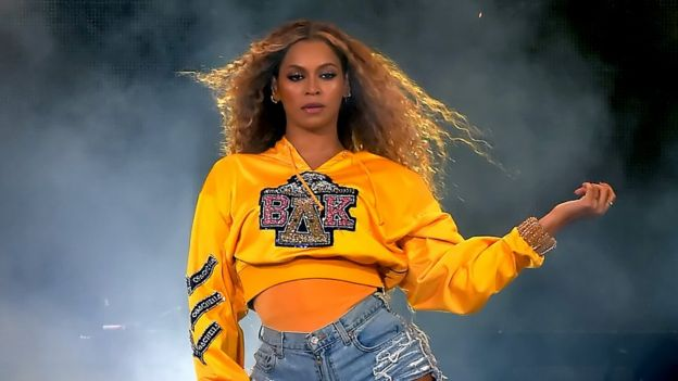 Beyonce bounces back at Coachella