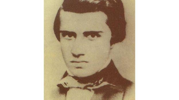 Álvares de Azevedo, que morreu aos 20 anos, em 1852