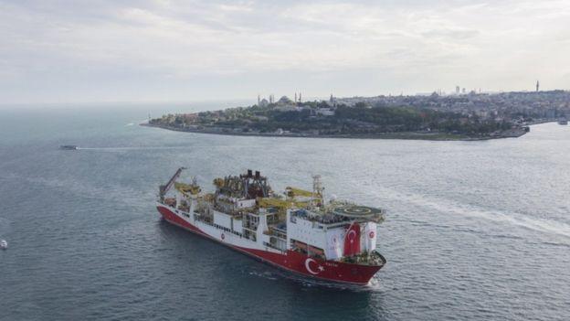Fatih sondaj gemisi
