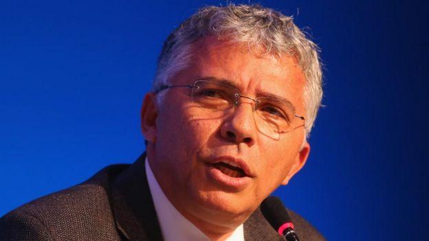 El superintendente de Políticas para la Educación Básica de la Secretaría Estatal de Educación (SEC), Ney Campello