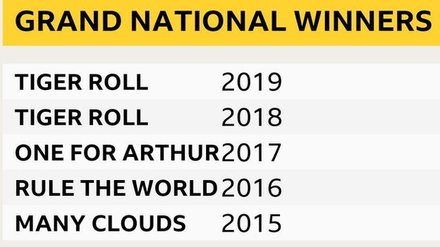 Image result for grand national weights 2020