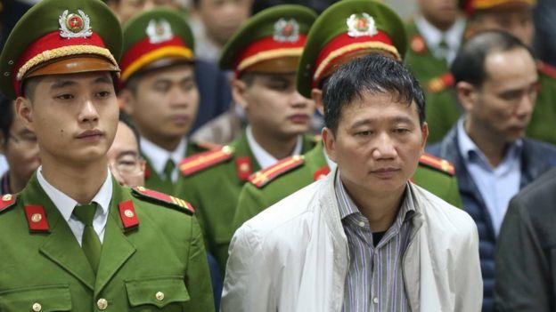 Phiên tòa Trịnh Xuân Thanh
