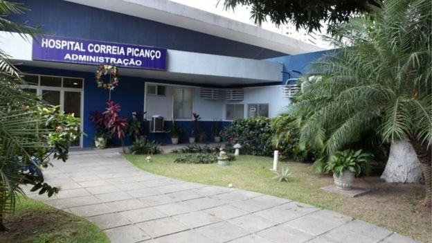 Hospital em que homem morreu em Pernambuco