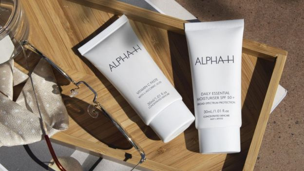 Alpha-H products