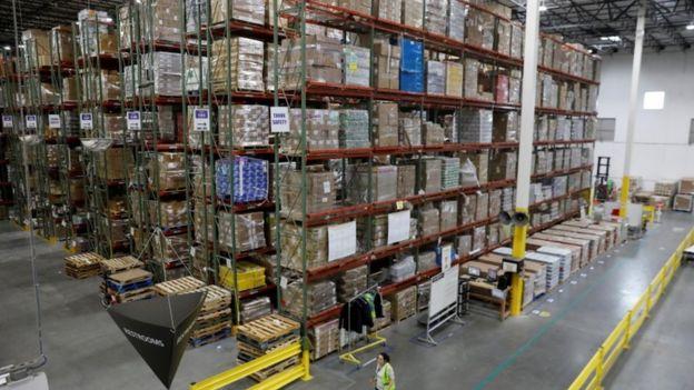 Amazon's next big thing may redefine big - BBC News
