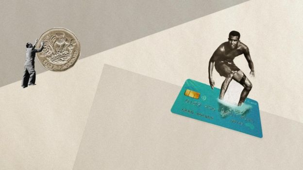 إنفاق الأوراق النقدية أثقل على النفس من الإنفاق ببطاقة الدفع الإلكتروني