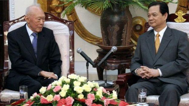 Singapore và Việt Nam