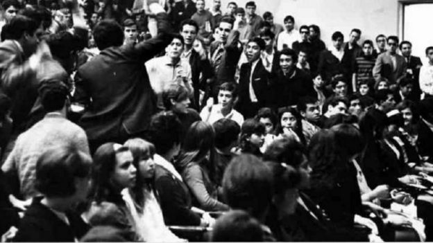 Portal 68. Archivo Histórico. UNAM