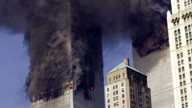 The book publisher's apologize from CIA for publish book on Nine-Eleven Attack 1