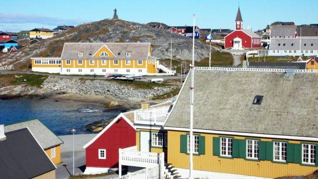 У Гренландії красиво, але життя важка. Самогубства, насильство, алкоголізм - давні проблеми