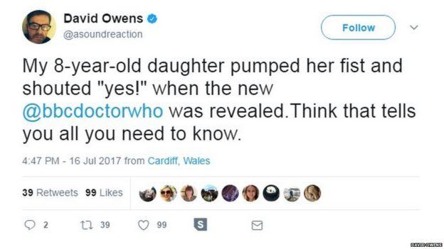 David Owens' tweet