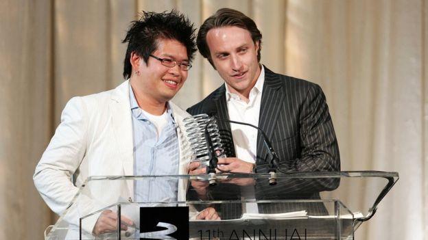 Chen y Hurley