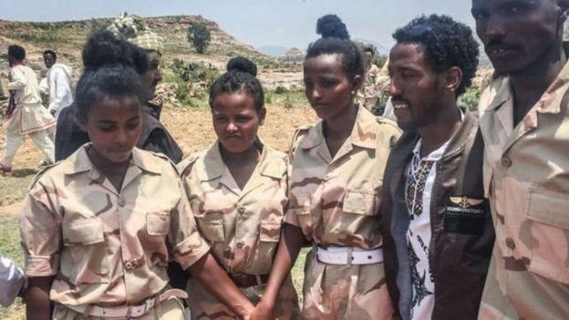 Ciidamada Eritrea