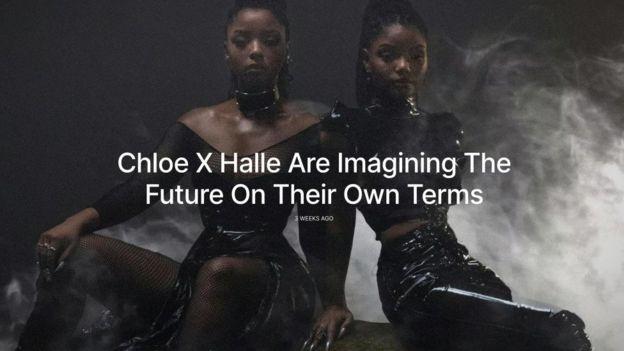 Chloe x Halle on Okayplayer