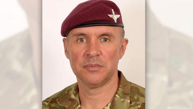 Капітан Луіс Радд служить в армії вже 33 роки