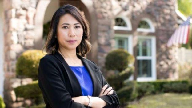 Bà Stephanie Murphy là phụ nữ gốc Việt đầu tiên, và là người gốc Việt thứ hai làm dân biểu Hạ Viện Hoa Kỳ,