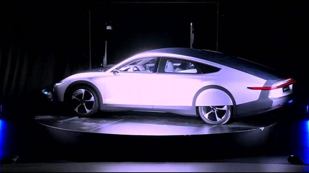 Lightyear One electric car