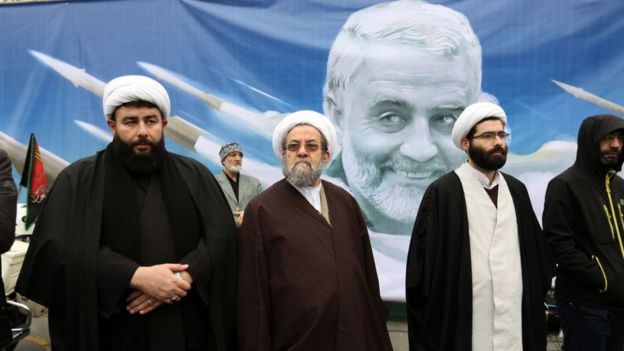 clérigos xiitas