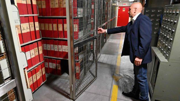 Ватикан открывает архивы времен Второй мировой войны