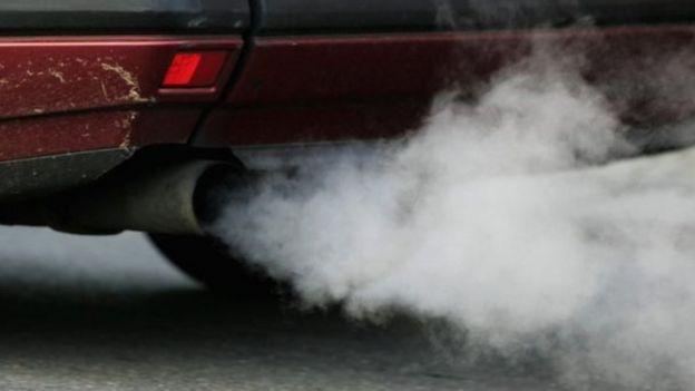 Gases contaminantes