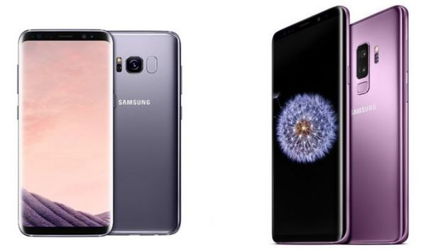 Why is Samsung's Galaxy S9 flagship struggling? - BBC News