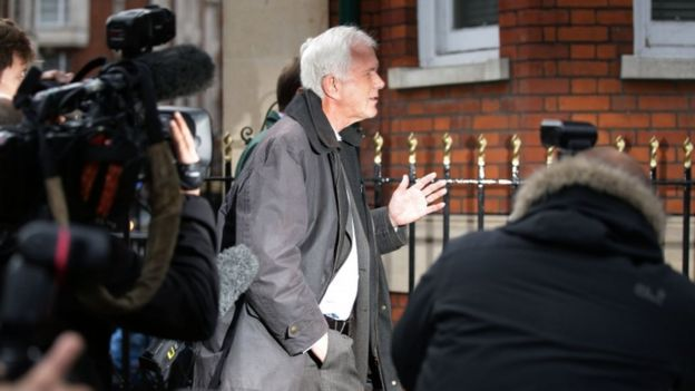Environment Agency chairman Sir Philip Dilley