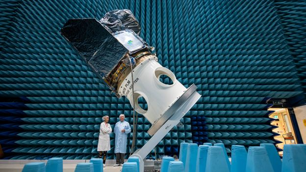 Europe postpones launch of planet-studying mission