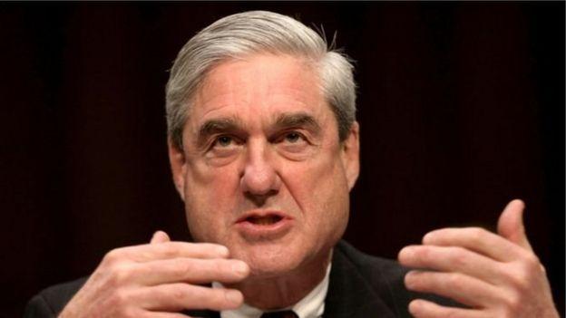 المدير السابق لمكتب التحقيقات الفيدرالي روبرت مولر