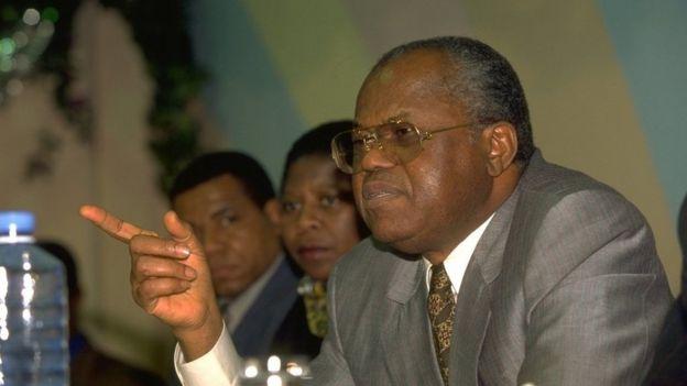 ETIENNE TSHISEKEDI, leader de l'UDPS