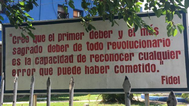 Khẩu hiệu Cuba