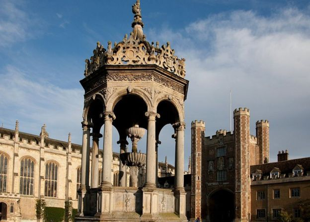 Trinity College Cambridge University
