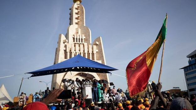 Thousands Of Malians Protest As They Seek Removal Of President Ibrahim Boubacar Keita