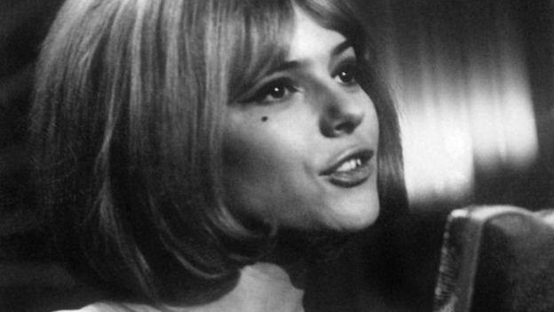 France Gall dans les années 60