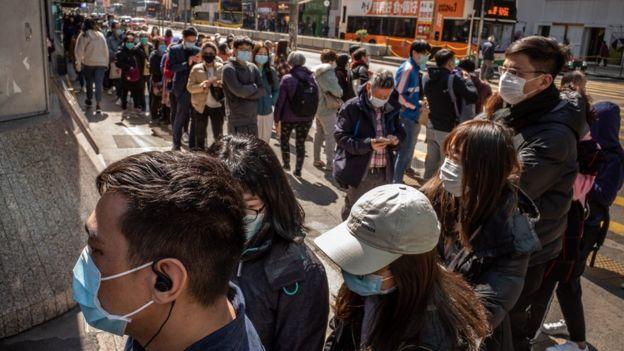 کورونا وائرس، چین، سارس، ہانگ کانگ