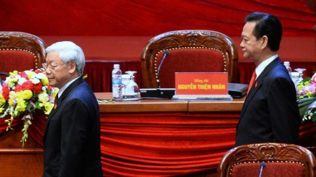 Tổng bí thư Trọng đang nhận được sự ủng hộ mạnh trong nỗ lực chống tham nhũng