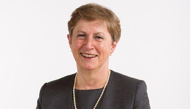 Bavarian-born Labour MP Gisela Stuart