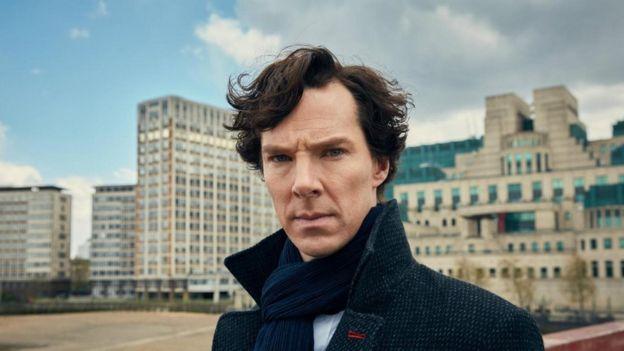 Jonathan Cumberbatch, Sherlock Holmes