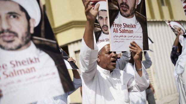 Protesta en Bahréein