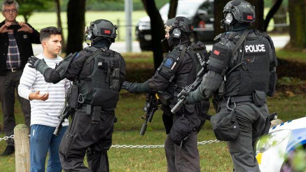 เหตุกราดยิงในนิวซีแลนด์