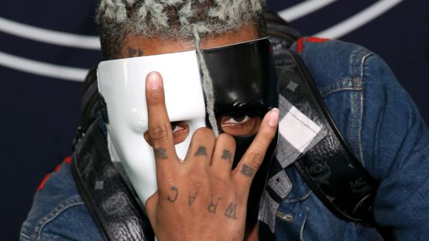 XXXTentacion: Controversial rapper shot dead in Florida aged