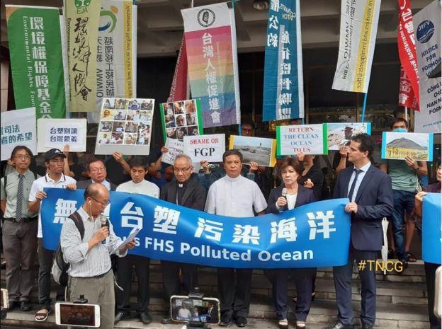 10.000 ngư dân VN kiện Formosa tại tòa án Đài Loan