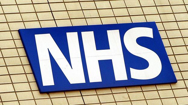Logo del NHS