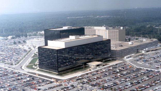 Edificio de la NSA