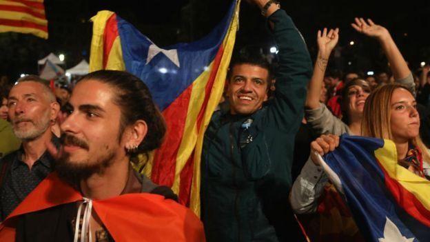 Wakazi wa Catalonia